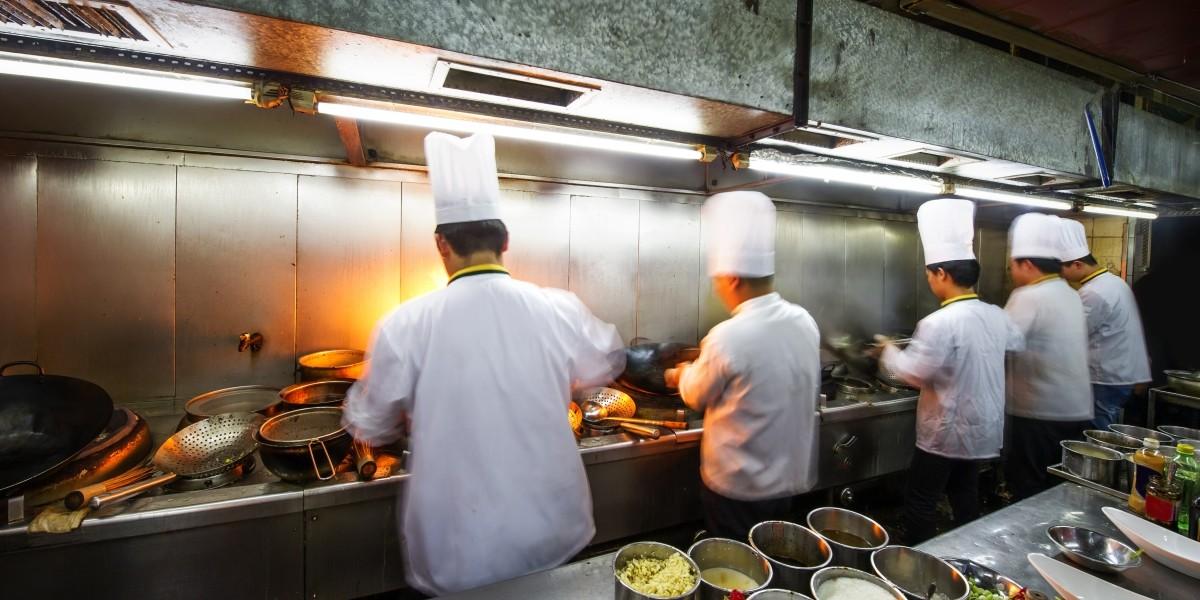 I rischi nelle attività di ristorazione
